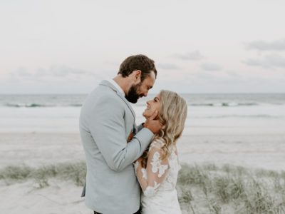 Verity + Talon // Coastal Wedding