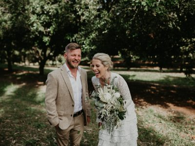 Caitlin + David // Harvest, Newrybar Wedding