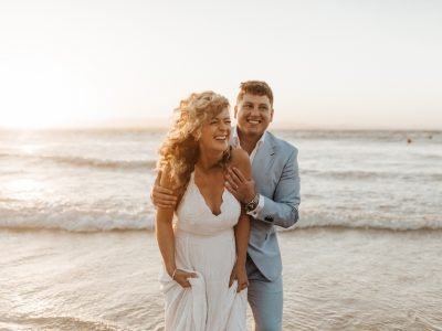 Aoife + Keith // Byron Bay Elopement