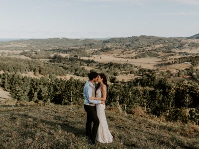 Emma + Matt // Northern NSW Hinterland Farm Wedding